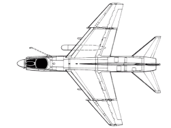 EA-7L_Corsair_Line_Drawing